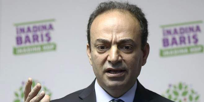 HDP Sözcüsü Baydemir ifade verdi