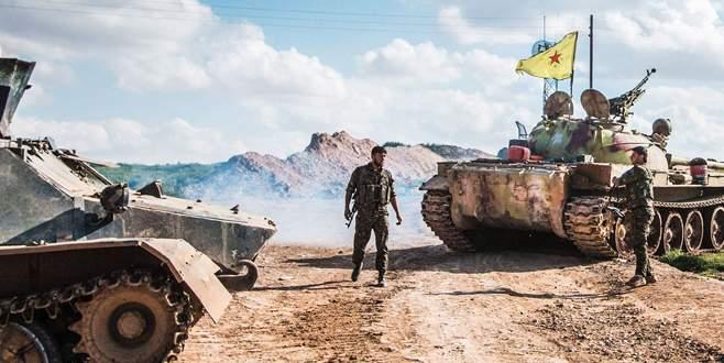 ABD'den YPG'ye ağır silah