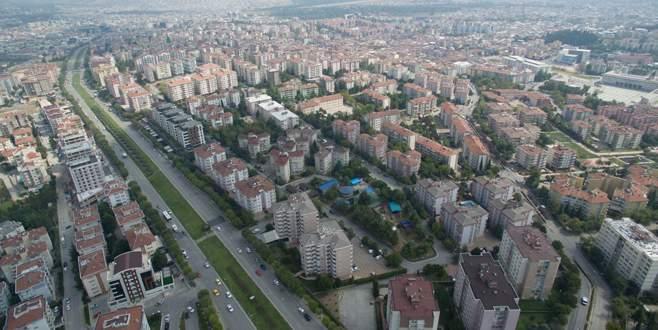 Bursa'da dönüşümü Nilüfer kaptı