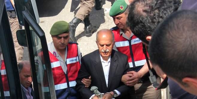Bursa eski Valisi Harput'un tutuklu olduğu davada 4 tahliye