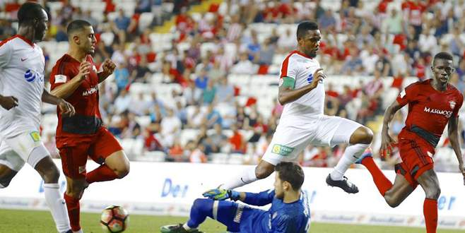 Antalyaspor 4-1 Gaziantepspor