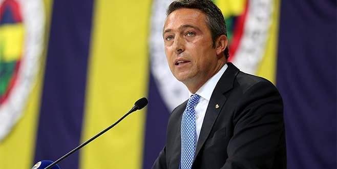 Ali Koç: 2018'de Fenerbahçe başkanlığına adayım
