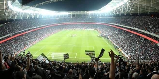 Vodafone Arena'nın ismi Vodafone Park oldu