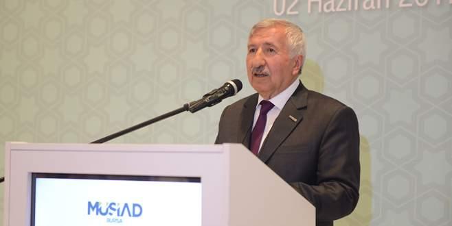'İslam coğrafyasının umudu Türkiye'