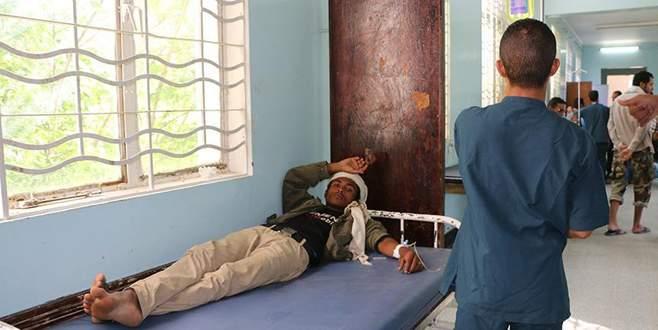 Yemen'de kolera salgını: 600 ölü