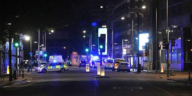 Londra Köprüsü'nde terör saldırısı: 3'ü saldırgan 10 ölü