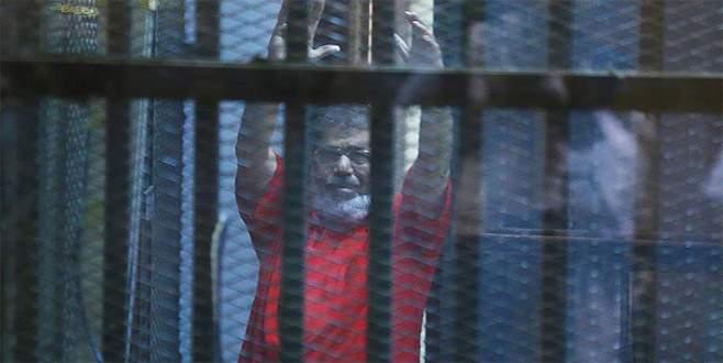Mursi'ye 4 yıl aradan sonra ilk ziyaret