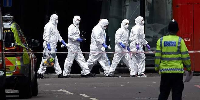 Londra'daki terör saldırısını IŞİD üstlendi