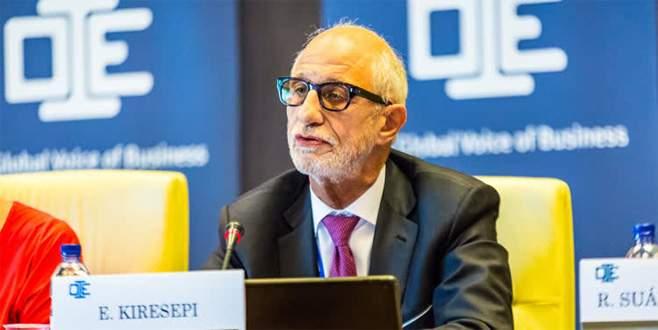 Dünya işverenlerine Türk başkan