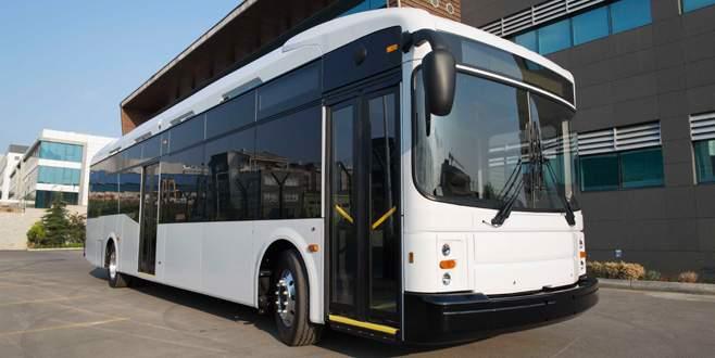 Karsan'dan ABD'ye CNG'li otobüs