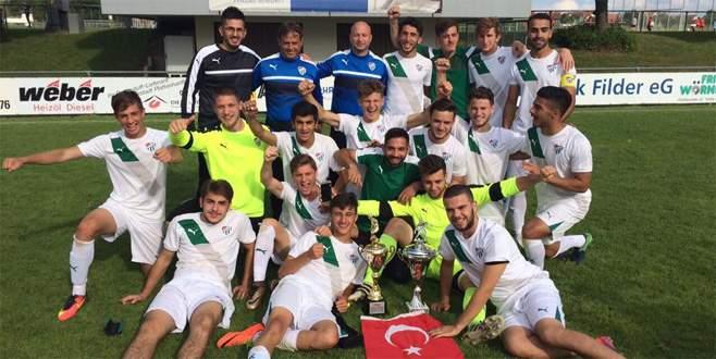 Bursaspor U19 yine şampiyon