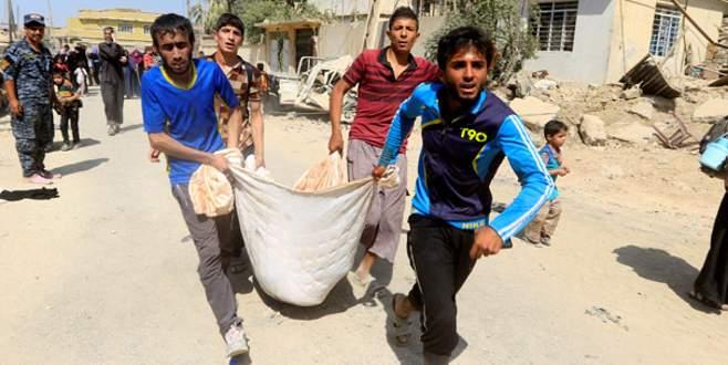 BM: Musul'da 163 sivil IŞİD tarafından bir günde öldürüldü