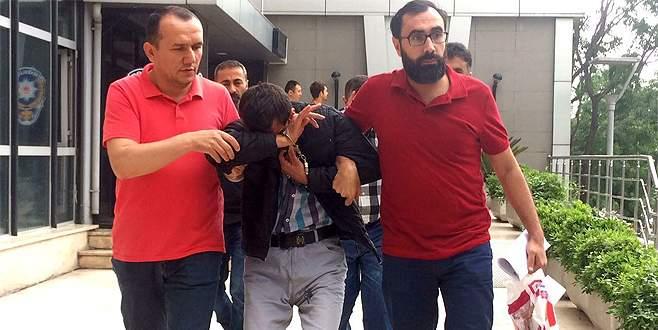 Bursa'da 'FETÖ' bahanesiyle dolandırıcılık