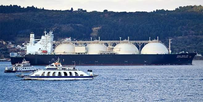 Gazprom'dan LNG uyarısı