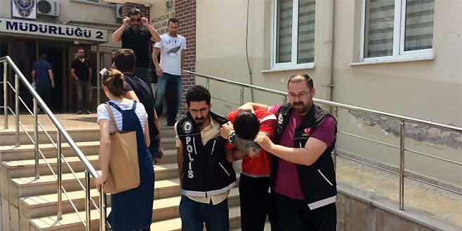 Bursa'da uyuşturucu satıcılarına operasyon!