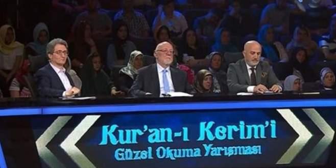 Görmez'den TRT'nin Kuran yarışmasına sert eleştiri
