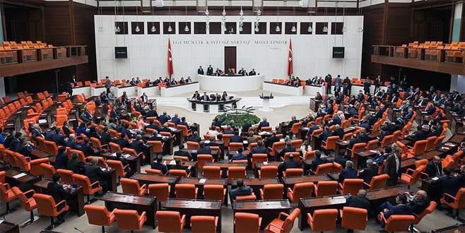 Türkiye ile Katar arasındaki iki anlaşma TBMM'de kabul edildi