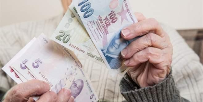 Emekli maaşlarının ödeme tarihleri belli oldu
