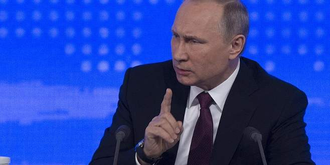 Putin'den ABD'ye uyarı: Kimse hayatta kalamaz