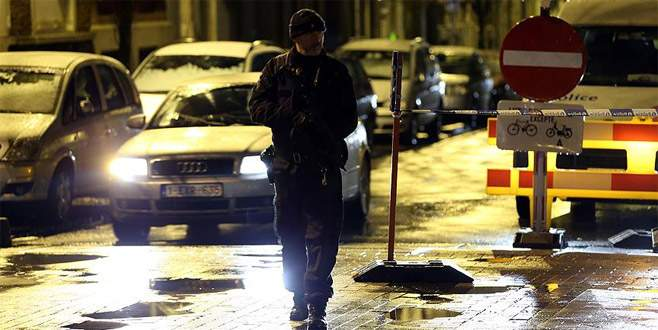 Belçika'da güvenlik zafiyeti