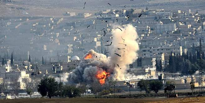 Esad PYD'yi iki cephede vurdu
