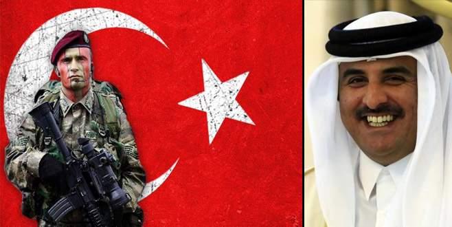 'Hoş geldin Türk ordusu'