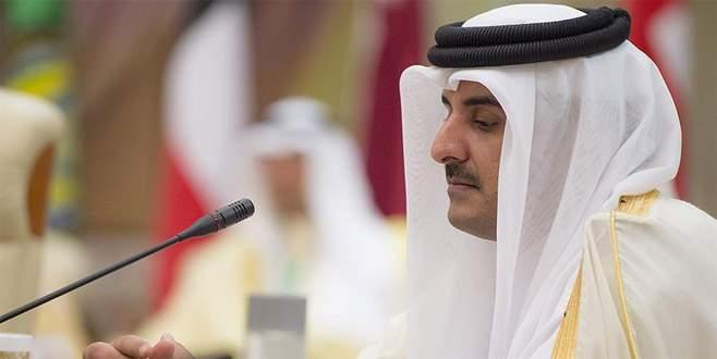 'Katar Emiri abluka altındayken ülkesinden ayrılmayacak'