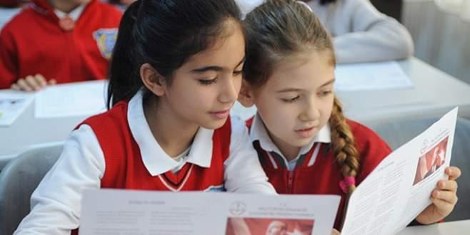 18 milyon öğrencinin karne günü