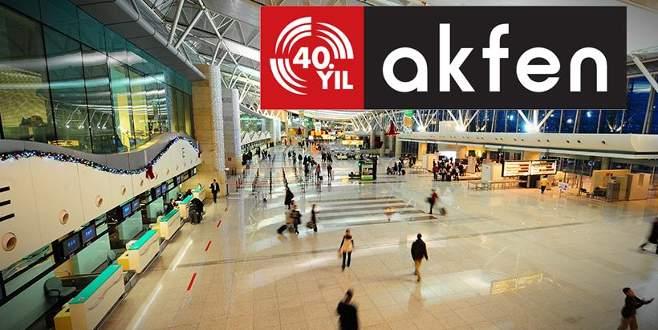 Akfen Holding TAV'daki hisselerini devrediyor