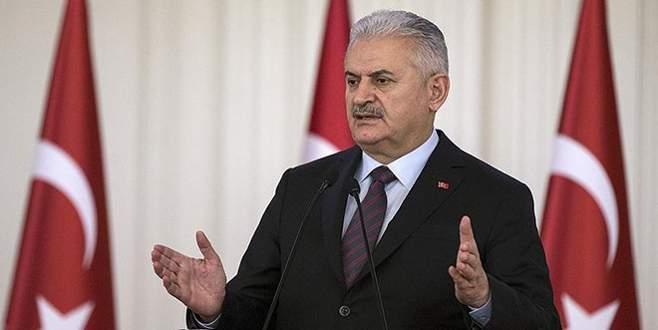 Başbakan: Biz Irak'ın toprak bütünlüğünü istiyoruz