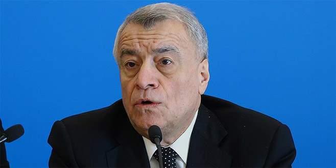 Azerbaycan Enerji Bakanı Aliyev hayatını kaybetti