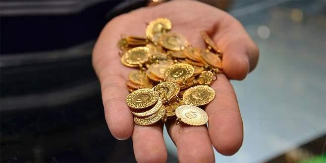 Çeyrek altın üretimi patladı