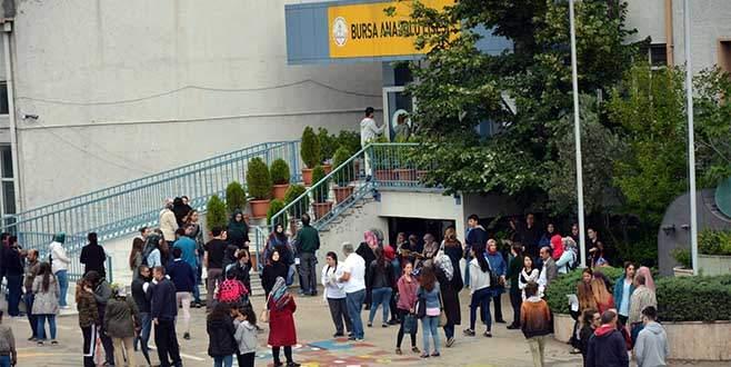 Bursa'da LYS trafiği