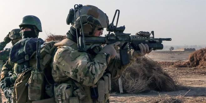 ABD Özel Kuvvetleri DEAŞ krizine el koydu