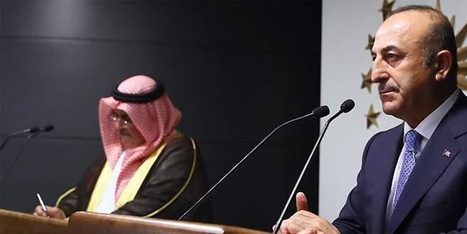 Çavuşoğlu'ndan Katar krizi açıklaması