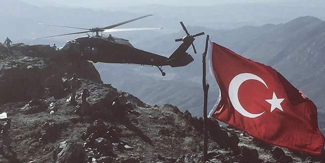 Diyarbakır'daki terör operasyonu devam ediyor