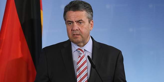 Alman bakandan savaş uyarısı