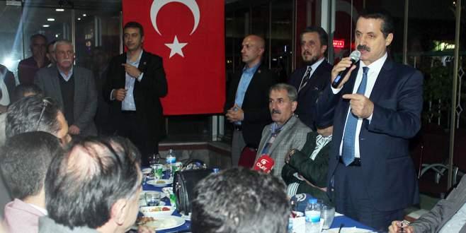 Çelik: Başı derde girenin sığınacağı tek yer Türkiye