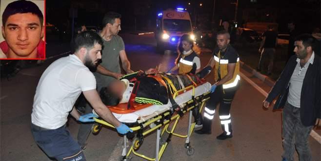 Kazada yaralanan genç, hayata 5 gün tutunabildi