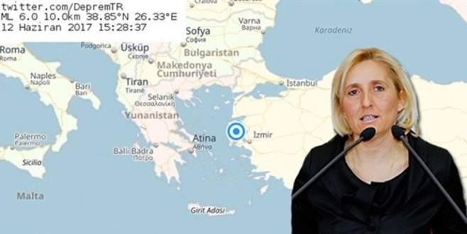 Sosyal medya eski CHP'li vekilin deprem 'tweet'ini konuşuyor