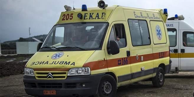 Ege Denizi'ndeki depremde Midilli Adası'nda 10 kişi yaralandı