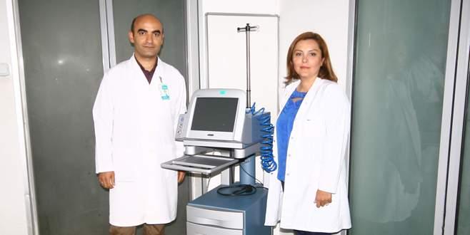 Yenişehir'de katarakt ameliyatlarına başlandı