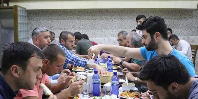 Bursa'dan Batum'da 11 bin kişilik iftar