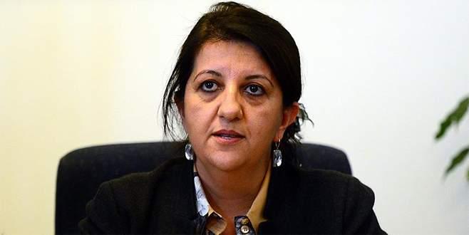 HDP Milletvekili Buldan Diyarbakır Adliyesi'nde ifade veriyor