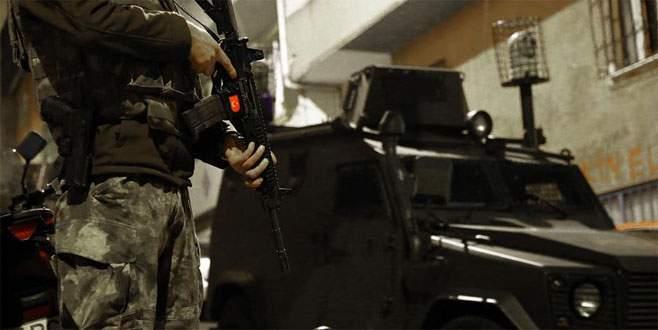 Terör operasyonunda silahlı çatışma