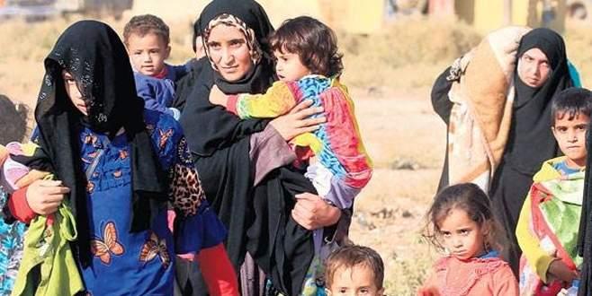 Yüzlerce sığınmacı iftarda zehirlendi