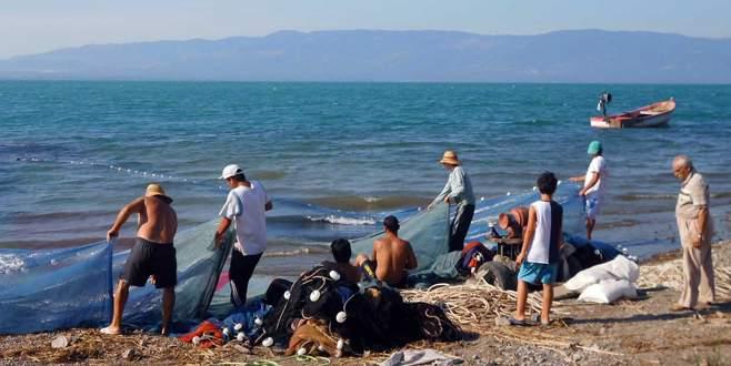 Göl balıkçıları yeni sezondan umutsuz