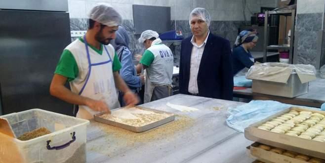 Mudanya'da gıda denetimi