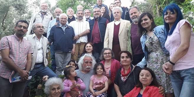 Bursalı edebiyatçıların '2017 yaz buluşması'