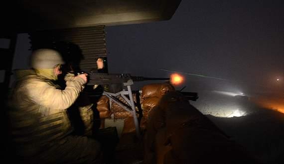 Bingöl'de terör operasyonu: 2 asker ağır yaralı